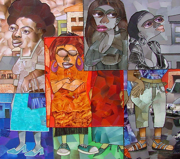 Chike-Obeagu-Allen-Avenue-Mixed-Media-106x122-2006