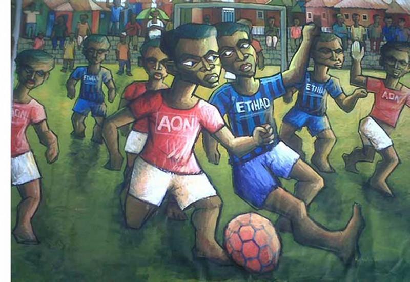 Muyiwa Akinwolere, City-Rivals